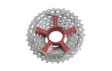 SRAM PG-990 11-32 dents rouge